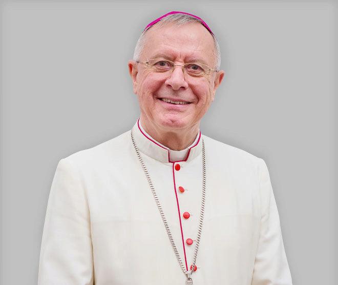 Paul Hinder, vicario apostólico de Emiratos Árabes Unidos.