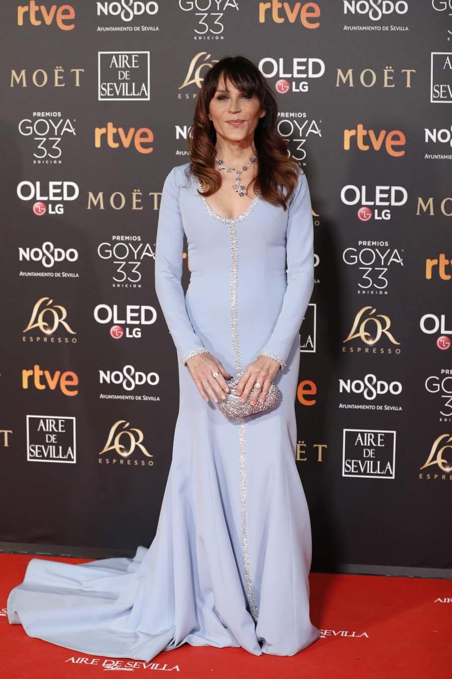Alfombra Roja ComasModa Gomez Y 2019 Premios Goya Macarena Aldo rdQCths