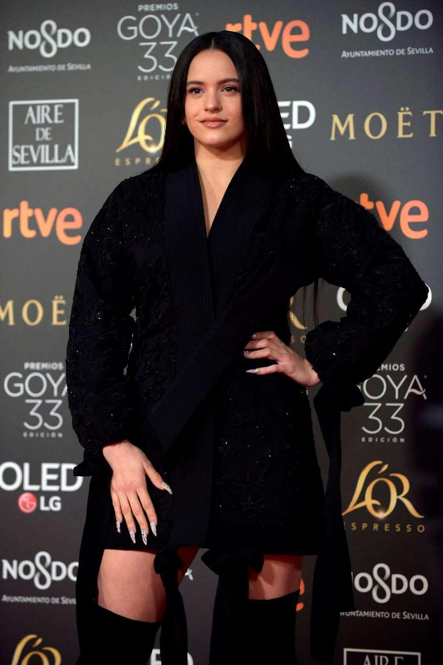 Una de las sorpresas de la gala de los Premios Goya es la actuación...