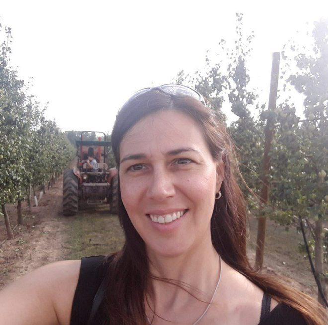 Núria Borràs, en la imagen distribuida por su familia para localizarla