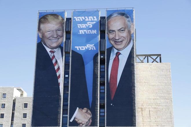 El saludo de dos políticos de altura