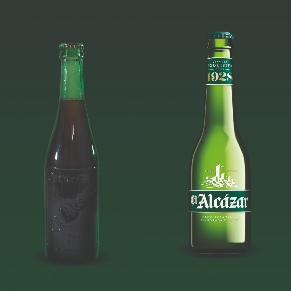 Heineken relanzará El Alcázar, cerveza fabricada en Jaén