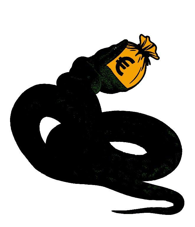 'Fondo de reptiles' y democracia