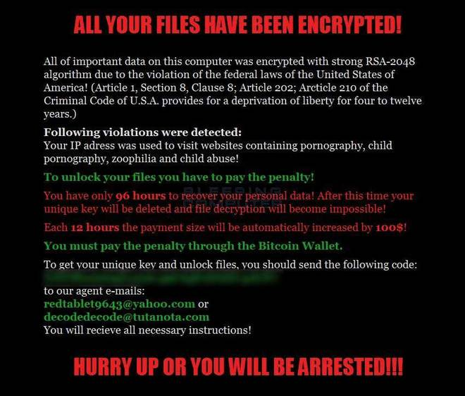 Matrix, el virus que secuestra tu ordenador y te exige 2.100 euros para que puedas volver a usarlo