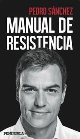 Portada del libro del presidente Pedro Sánchez.