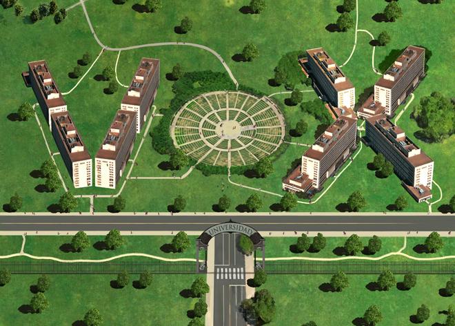 Así es la Universidad soñada por Vox