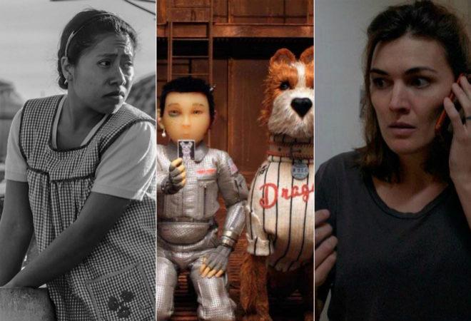Roma, Isla de Perros y Madre, entre las películas nominadas a los Oscar 2019 disponibles en plataformas como Netflix
