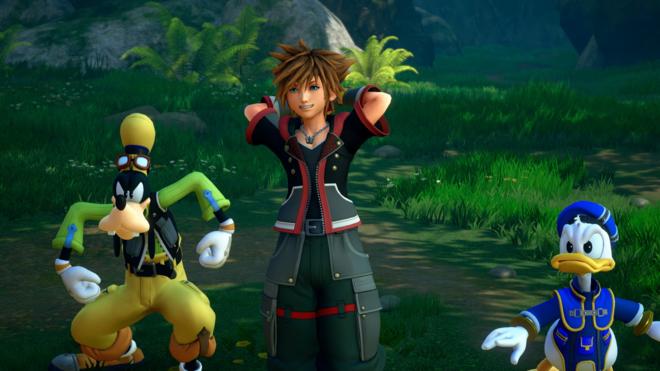 Kingdom Hearts III es un gran final para la saga más extraña de los videojuegos