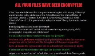 Este virus secuestra tu ordenador y te pide 2.100 euros para volver a usarlo
