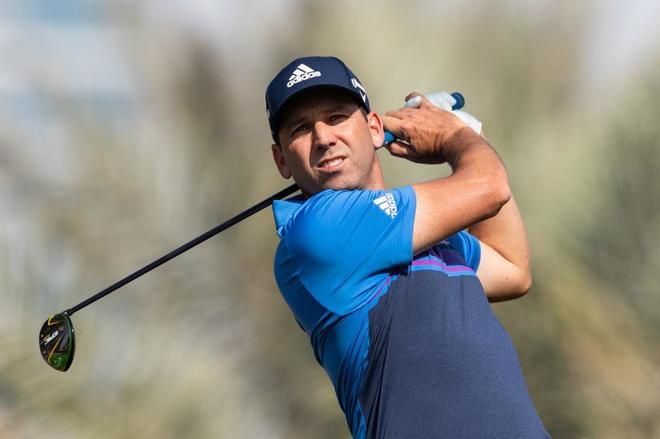 91f51498b Sergio García, during the Omega Dubai Desert Classic tournament. NEVILLE  HOPWOODEFE