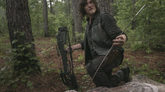 El actor Norman Reedus, Daryl Dixon en 'The Walking Dead'.