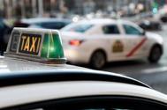 Los taxis vuelven a circular por Madrid 16 días después.