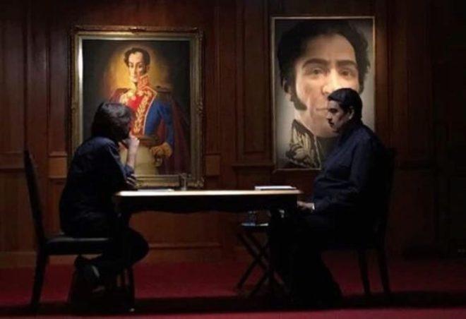 Entrevista de Jordi Évole a Nicolás Maduro en La Sexta.