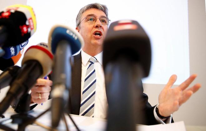 Andreas Mundt, jefe de la Bundeskartellamt.