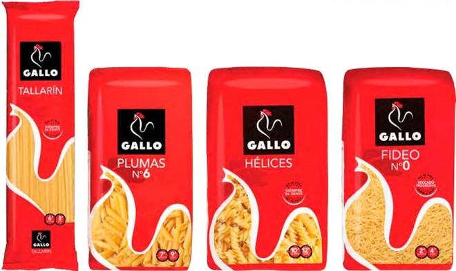 La familia Espona pone a la venta Pastas Gallo