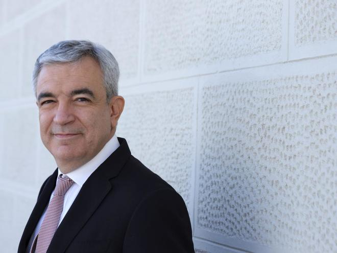 El candidato de Ciudadanos a las elecciones europeas, Luis Garicano