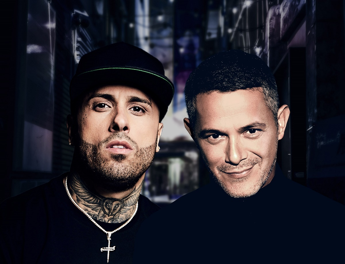 Nicky Jam y Alejandro Sanz lanzan Back In The City