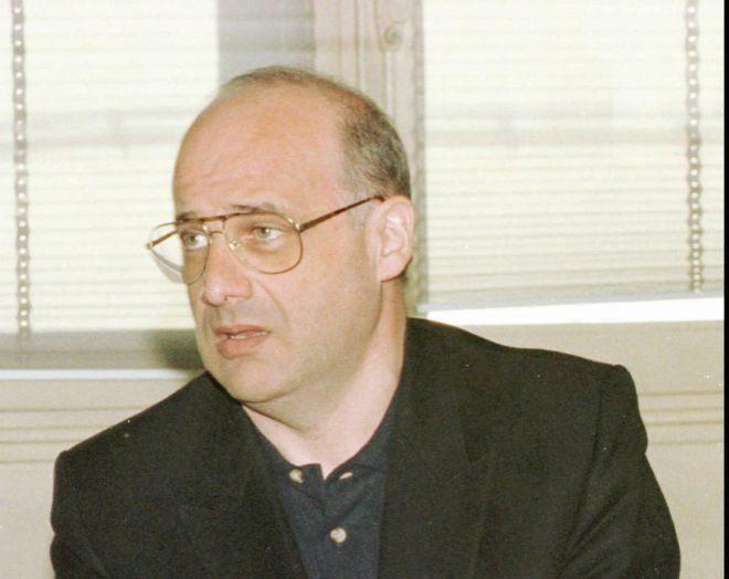 Jean-Claude Romand, durante el juicio, en 1996.