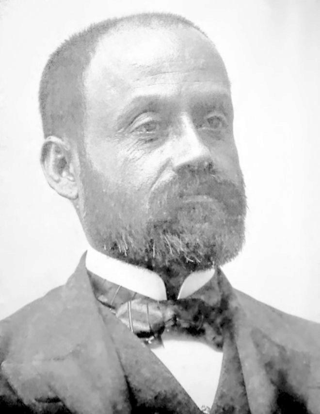 Cipriano Castro, presidente de Venezuela en 1902.