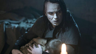 La Criatura (Rory Kinnear) de 'Penny Dreadful'.