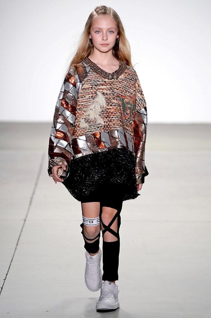 Desfile de Custo Barcelona · Semana de la moda de Nueva York ·...