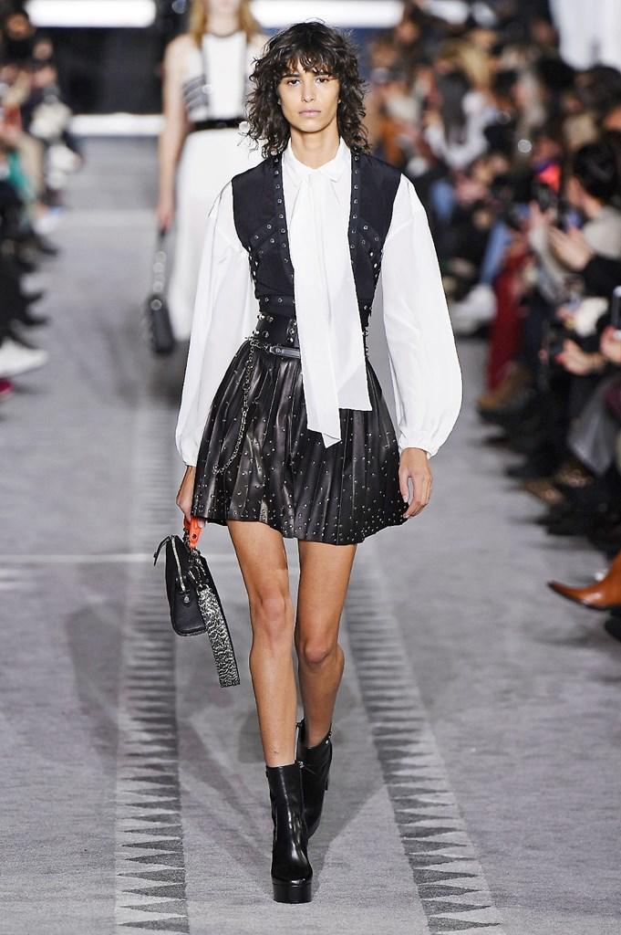 Desfile de Longchamp · Semana de la moda de Nueva York · Colección...