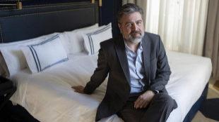 Víctor Hermosillo, responsable de Relaciones Públicas y...