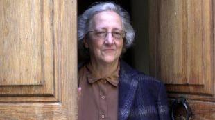 Aina Moll en una imagen tomada para una entrevista en 2002.