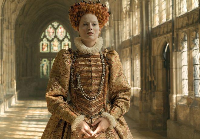 Fotograma de la película 'María, reina de Escocia'.