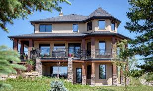 La mansión de Alla Wagner está valorada en 1.126.000 euros, pero la...