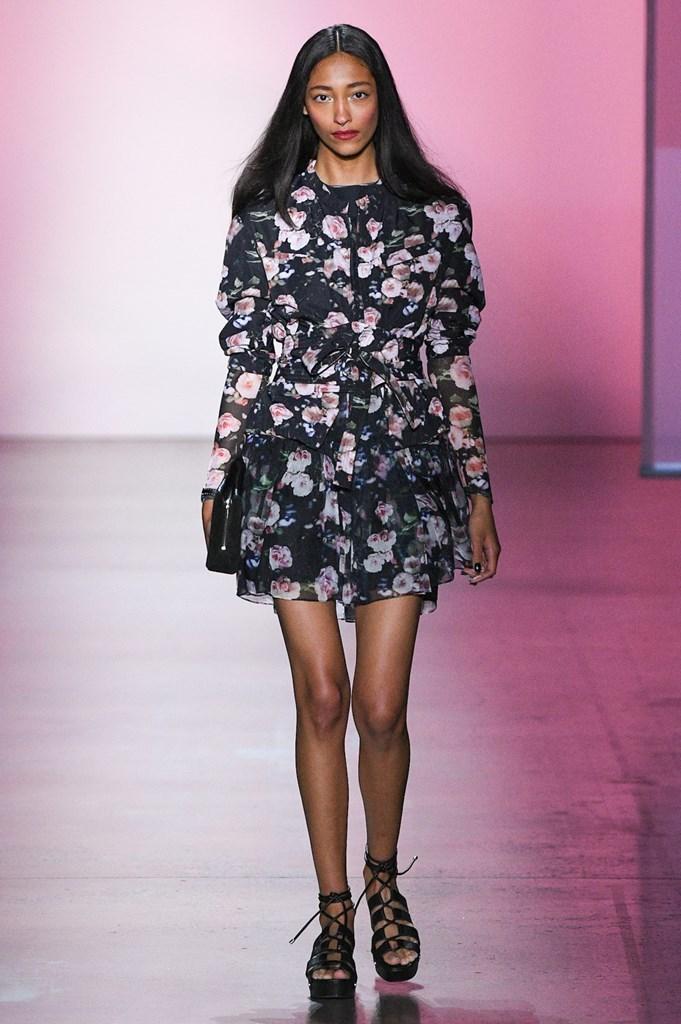 Desfile de Rebecca Minkoff · Semana de la moda de Nueva York ·...