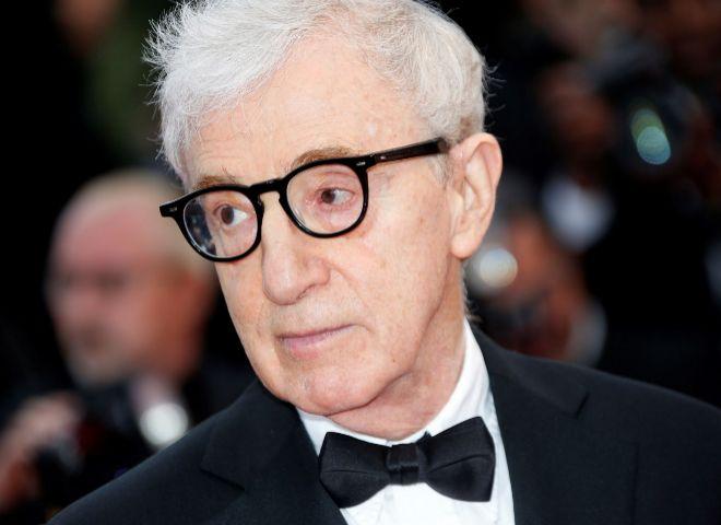 Allen, a su llegada a la proyección de su película 'Cafe Society' en Cannes en el Festival de 2016.