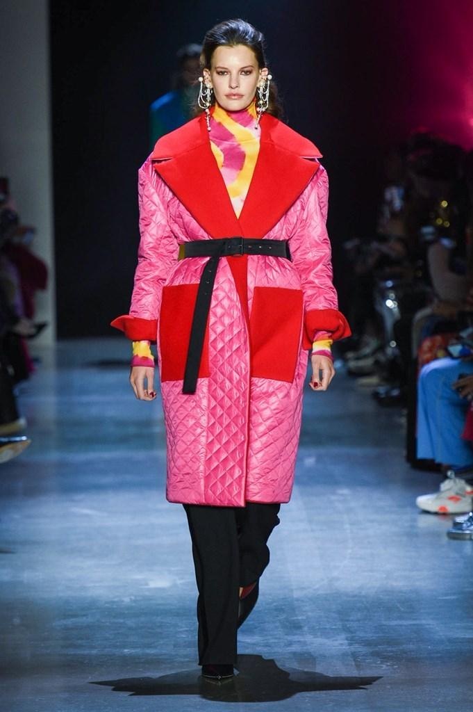Desfile de Prabal Gurung · Semana de la moda de Nueva York ·...