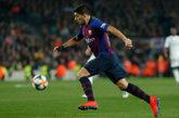 El jugador del FC Barcelona Luis Suárez