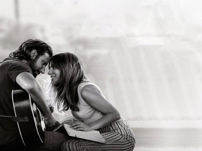 Lady Gaga y Bradley Cooper protagonizan 'Ha nacido una estrella'.