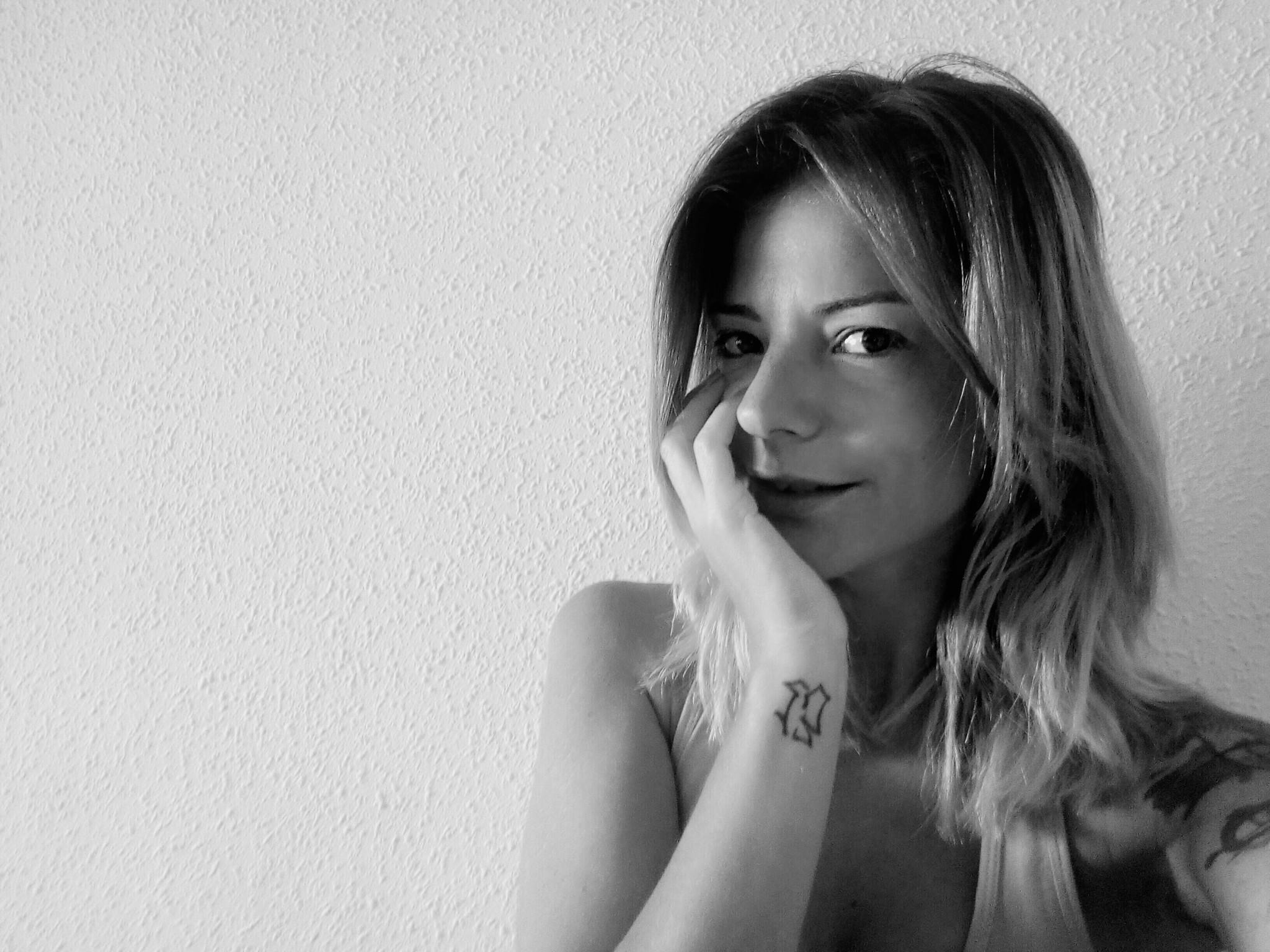 Cristina Inés, autora de 'Felicidad... Cargando' (Alienta Editorial).