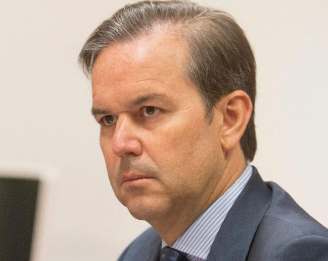 Alberto Garcia Valera, en una imagen del año pasado.
