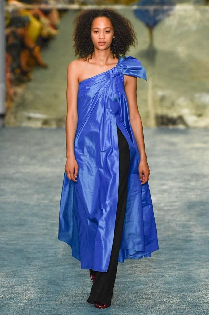 Desfile de Carolina Herrera · Semana de la moda de Nueva York ·...
