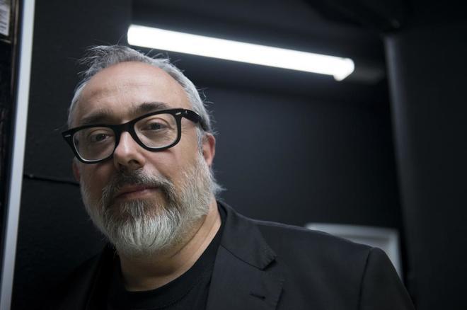 El director bilbaíno Álex de la Iglesia.