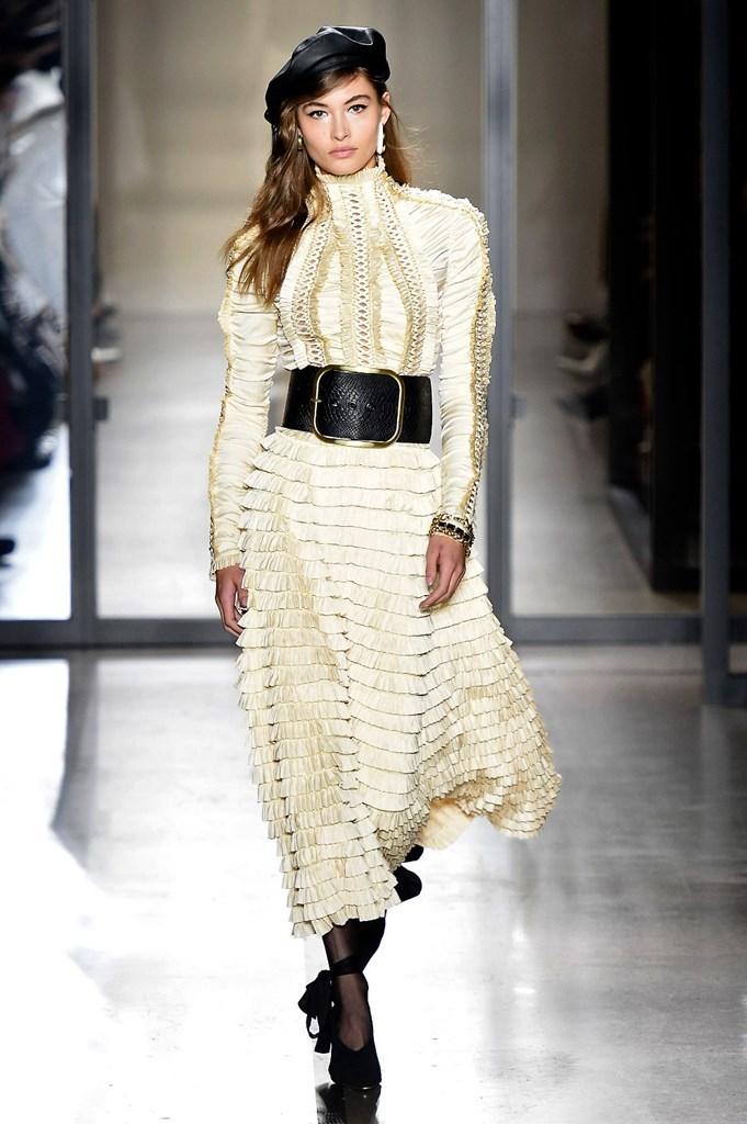 Desfile de Zimmermann · Semana de la moda de Nueva York · Colección...