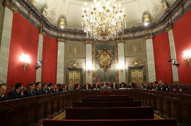 Juicio al golpe independentista