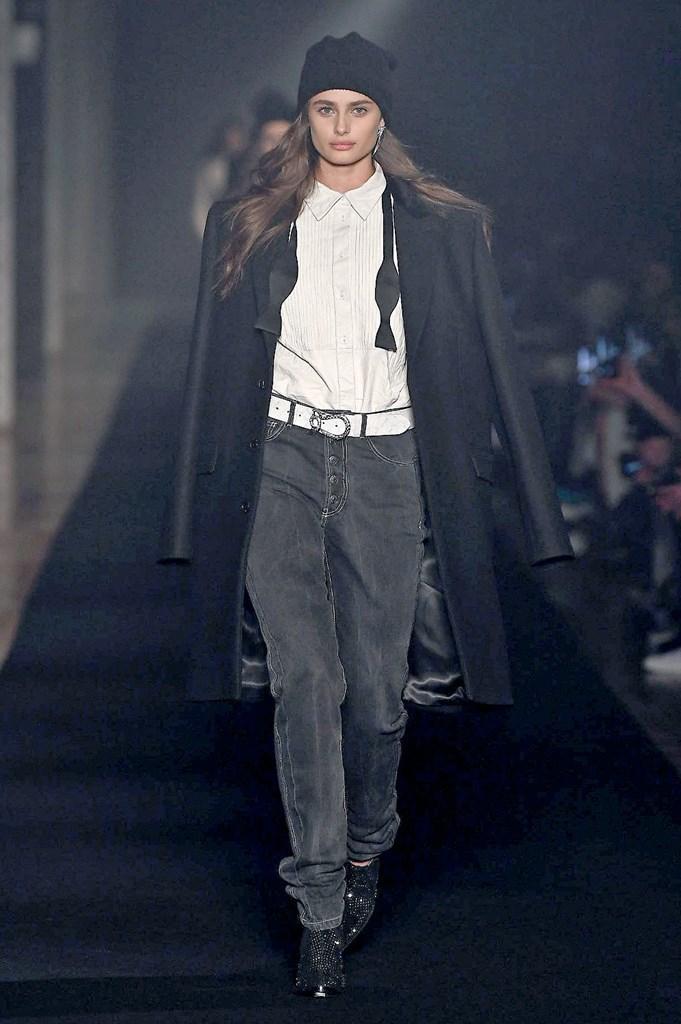 Desfile de Zadig & Voltaire · Semana de la moda de Nueva York ·...