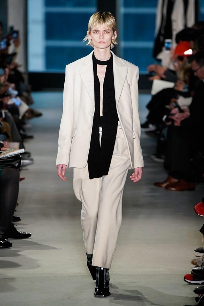 Desfile de Proenza Schouler · Semana de la moda de Nueva York ·...