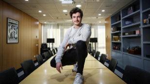Miki, el representante de España en Eurovisión 2019.