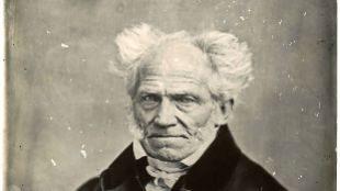 Arthur Schopenhauer (1788-1860), fotografiado un año antes de morir.