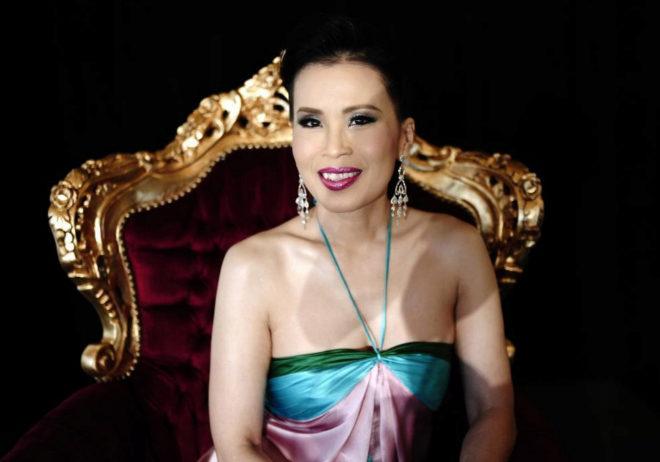 La princesa Ubolratana Mahidol, en una imagen de archivo.