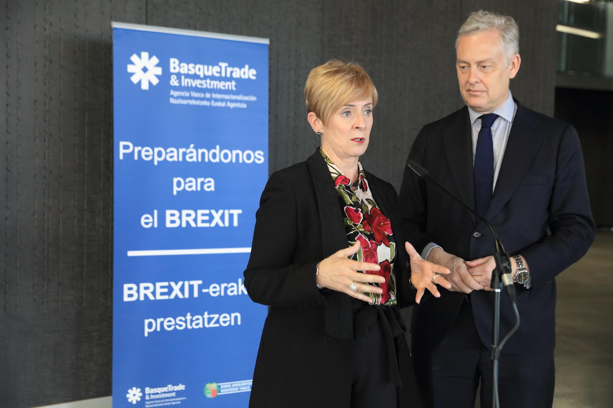 El Embajador Británco Espera Que Las Relaciones