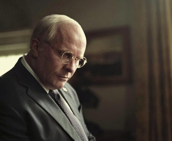 Christian Bale interpreta a Dick Cheney en El vicio del poder.