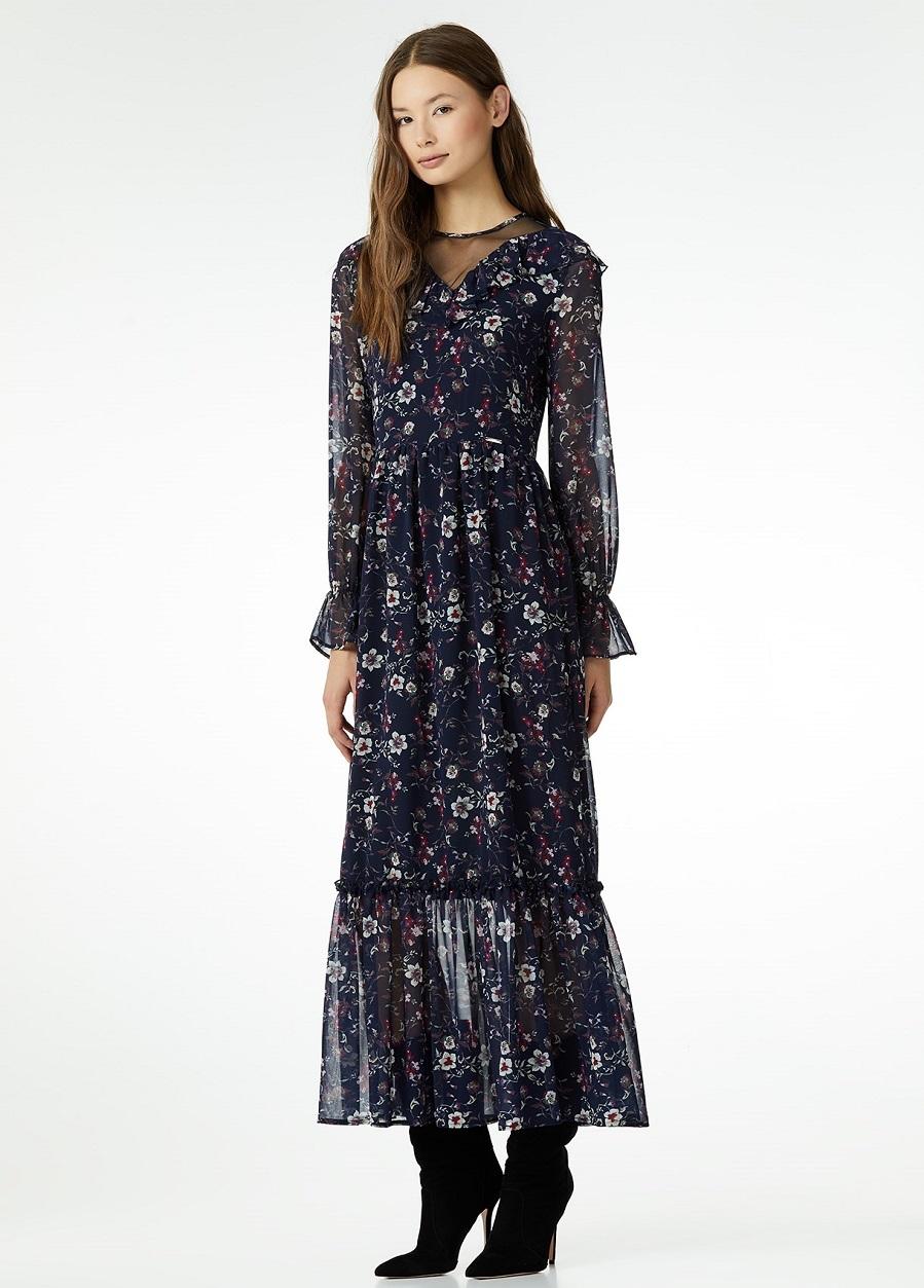 Compras de la semana - Vestido largo de flores, de Liu Jo