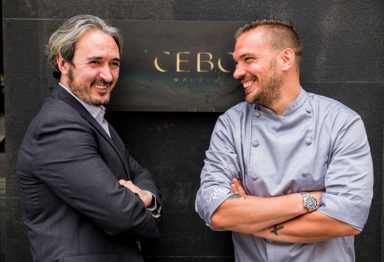 Restaurante del año: CEBO